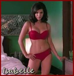 isabelle lingerie x